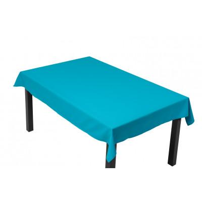 Tablée turquoise