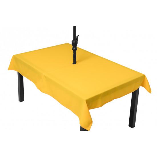 Tablée jaune (parasol)