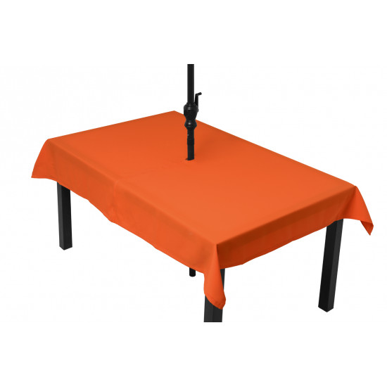 Tablée orange (parasol)