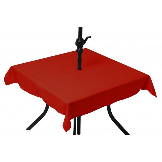 Jasette rouge (parasol)